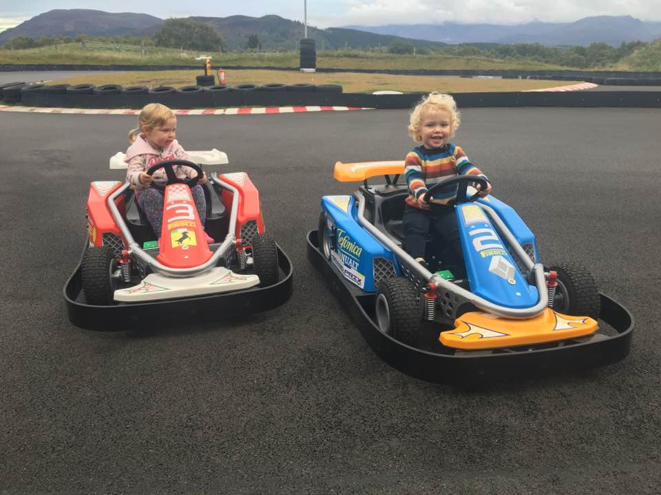 Info and Pricing - Aviemore Kart Raceway
